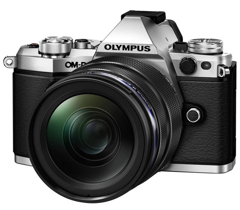 99b7566c4c79 Системный фотоаппарат OLYMPUS OM-D E-M5 II Silver + 12-40/2,8 Black ...