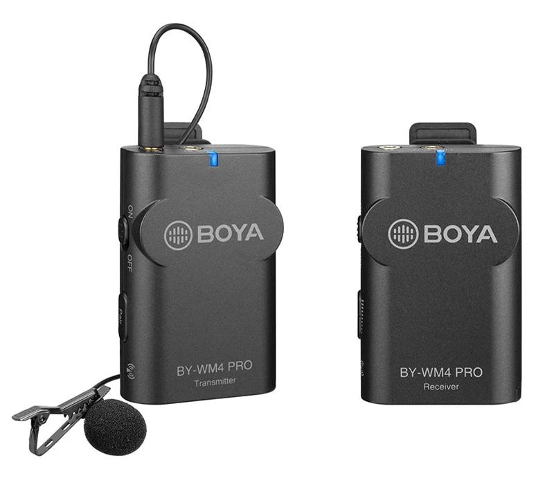 Беспроводная система Boya BY-WM4 Pro-К1, цифровая, 2.4 ГГц купить в наличии официального магазина по выгодной цене YARKIY.RU