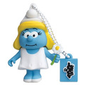 Накопитель Tribe USB2 Flash 8GB  SMURFETTE