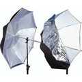 Фотозонт Lastolite Umbrella Dual Duty Silver/Black/White 80 см