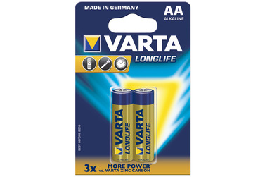 Small varta aa longlife 2pcs
