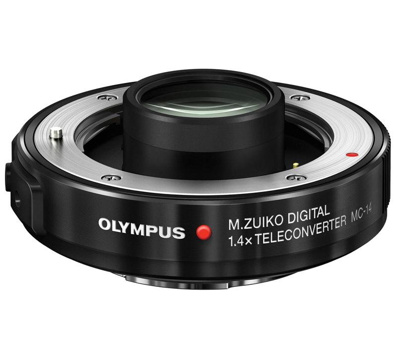 Телеконвертер OLYMPUS M.ZUIKO DIGITAL MC-14 1.4x фото