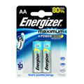 Батарейки ENERGIZER Maximum AA, 2 шт.
