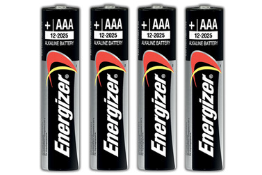 Small energizer plus aaa 4