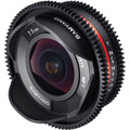 Объектив Samyang 7.5mm T3.8 ED AS UMC Fisheye Cine Micro 4/3