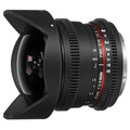 Объектив Samyang 8mm T3.8 AS IF UMC Fisheye CS II VDSLR Canon EF