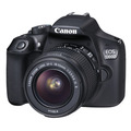 Зеркальный фотоаппарат CANON EOS 1300D EF-S 18-55 IS II Kit