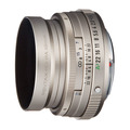 Объектив PENTAX FA 43mm f/1.9 SMC Limited серебристый