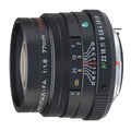 Объектив Pentax FA 77mm f/1.8 SMC Limited черный