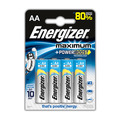 Батарейки ENERGIZER Maximum AA (LR6), 4 шт.