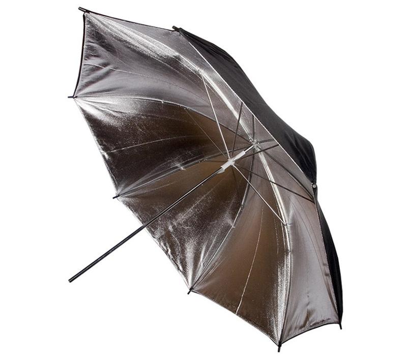 Зонт Rekam RU-33S, серебристый, 84 см