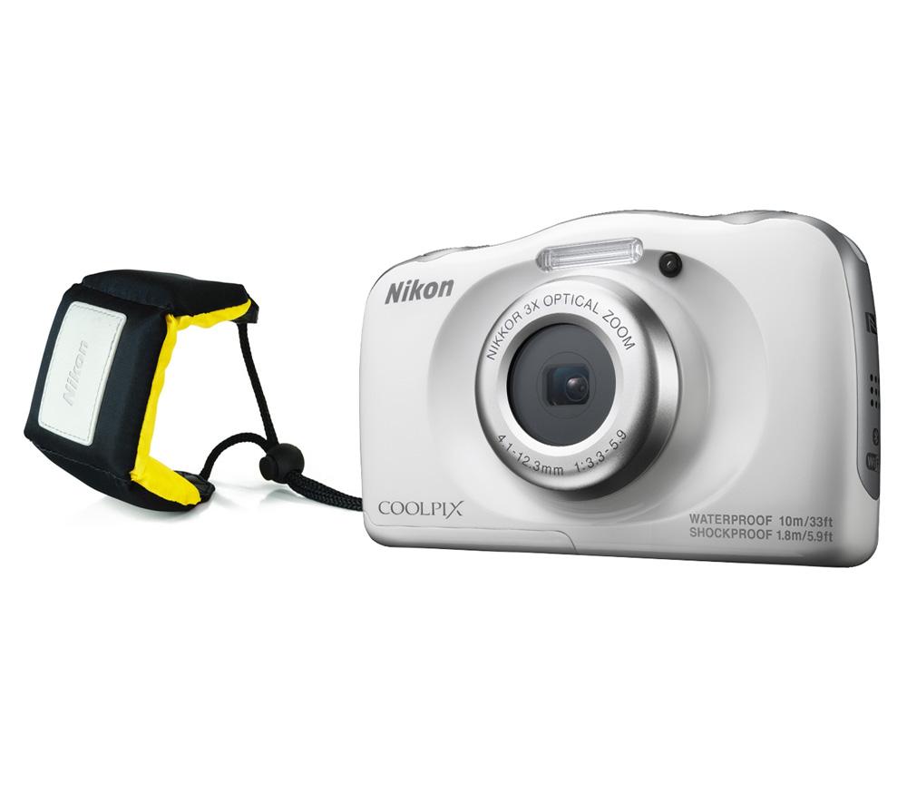 Компактный фотоаппарат Nikon