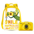 Thumb nikon w100 with backpack yellow