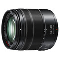 Объектив PANASONIC Lumix 14-140mm f/3.5-5.6 G Vario Asph. Power O.I.S., черный