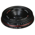 Объектив PENTAX DA 40mm f/2.8 Limited HD, черный