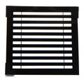 Маска на просвет Chimera 5325 Window Horizontal Blinds, для панелей Micro 24 х 24""