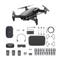 Квадрокоптер DJI Mavic Air Fly More Combo, черный