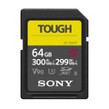 Карта памяти SONY SDXC 64GB Tough UHS-II (SF-G64T)