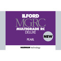 Фотобумага Ilford Multigrade RC Deluxe, 12.7 x 17.8 см, перламутровая, 10 л (MGRCDL44M)