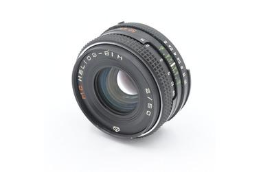 Объектив Зенит Гелиос 81-Н МС 50/2 for Nikon F (б.у. состояние 5) купить в наличии официального магазина по выгодной цене YARKIY.RU