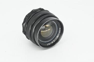 Объектив Зенит Мир-1В 37мм f/2.8 m42 (б/у, состояние 4) купить в наличии официального магазина по выгодной цене YARKIY.RU