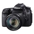 Зеркальный фотоаппарат CANON EOS 70D + 18-135 IS STM Kit