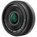 Объектив PANASONIC Lumix G 14mm f/2.5 Asph (H-H014E)