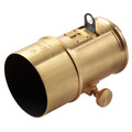 Объектив LOMOGRAPHY Petzval 85mm f/2.2 Art Lens Brass (латунь) Nikon