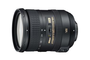 <b>Объектив NIKON AF</b>-<b>S</b> DX NIKKOR <b>18</b>-200mm f/3.5-5.6G ED VR II ...