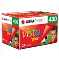 Фотопленка AGFA Vista Plus 400, 24 кадра