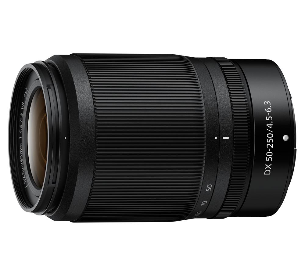 Объектив Nikon Nikkor Z 50-250mm f/4.5-6.3 VR DX