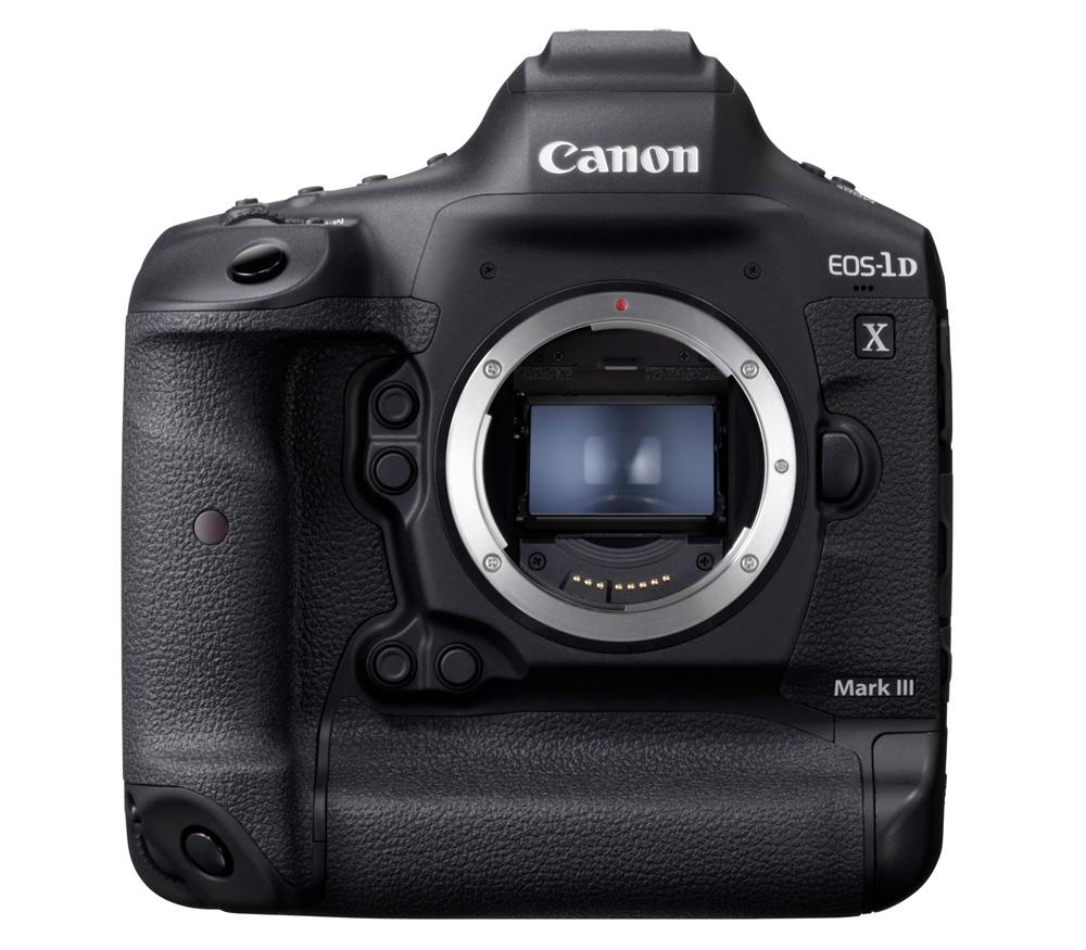 Зеркальный фотоаппарат Canon EOS-1D X Mark III Body EOS-1D X Mark III Body
