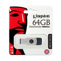 Накопитель KINGSTON USB3.1 Flash 64GB DataTraveler SWIVL