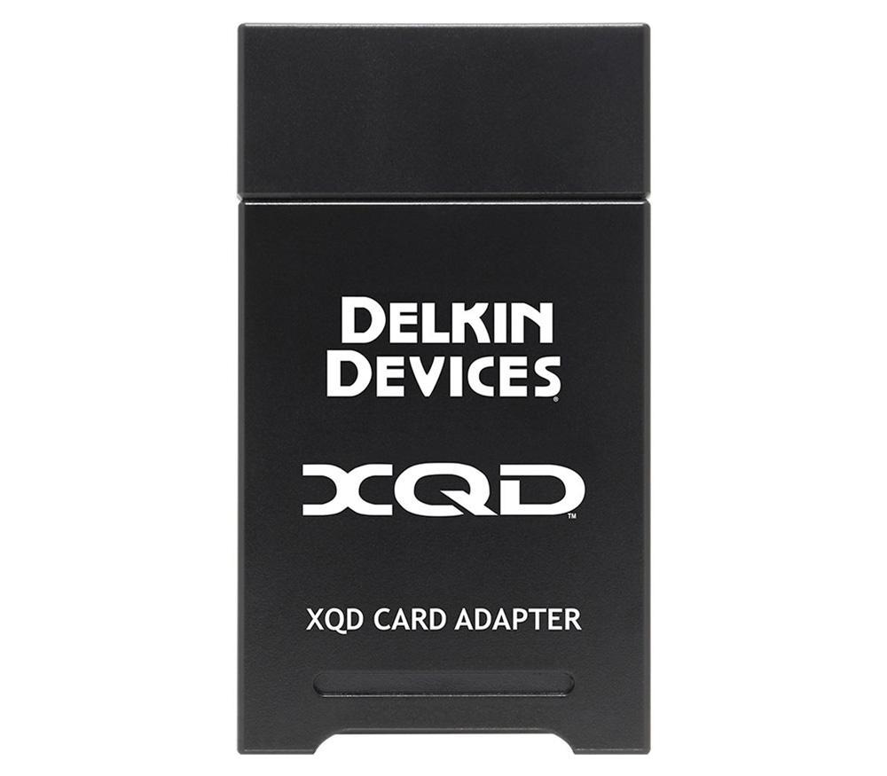 Карт-ридер Delkin Devices USB 3.1 Premium XQD Adapter