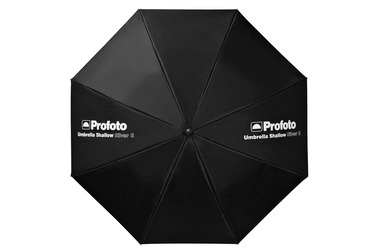 Зонт Profoto Umbrella Shallow S серебристый, 85 см