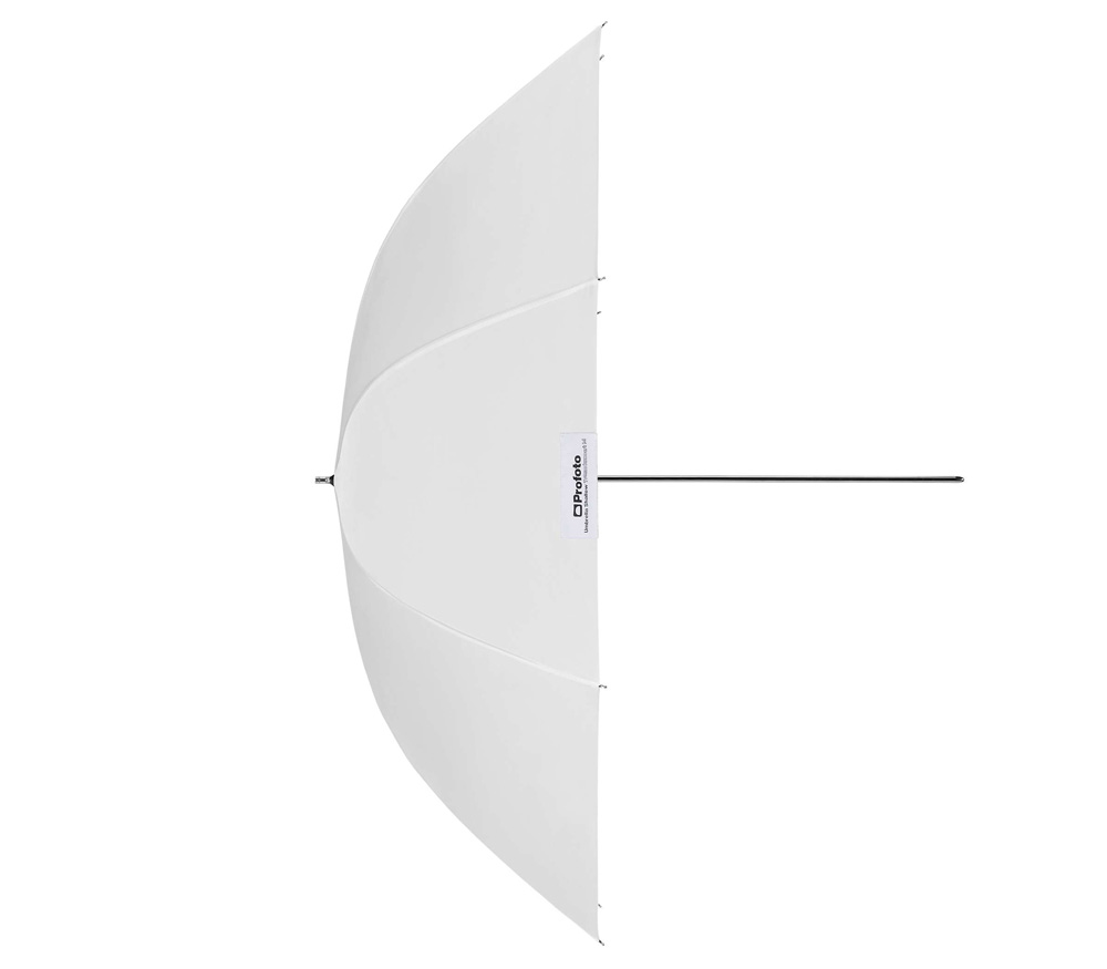 Зонт Profoto Umbrella Shallow Translucent M, просветной, 105 см