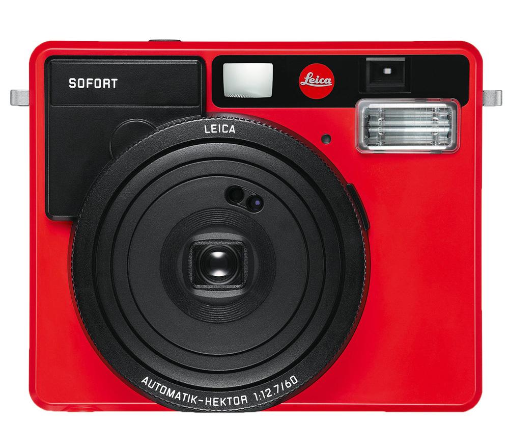 Фотоаппарат мгновенной печатиLeica Sofort