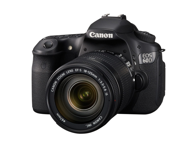 Зеркальный фотоаппарат CANON EOS 60D + EF-S 18-135 IS Kit