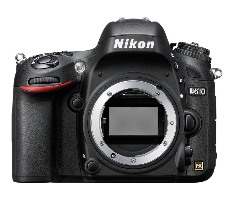 Зеркальный фотоаппарат NIKON D610 Body фото