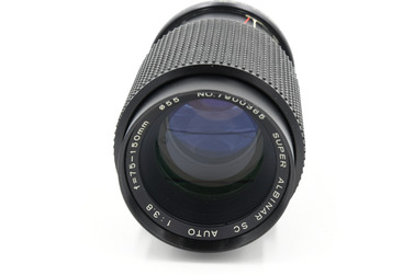 Объектив Albinar Super 75-150mm f/3.8 SC AUTO For C/Y (состояние 5)
