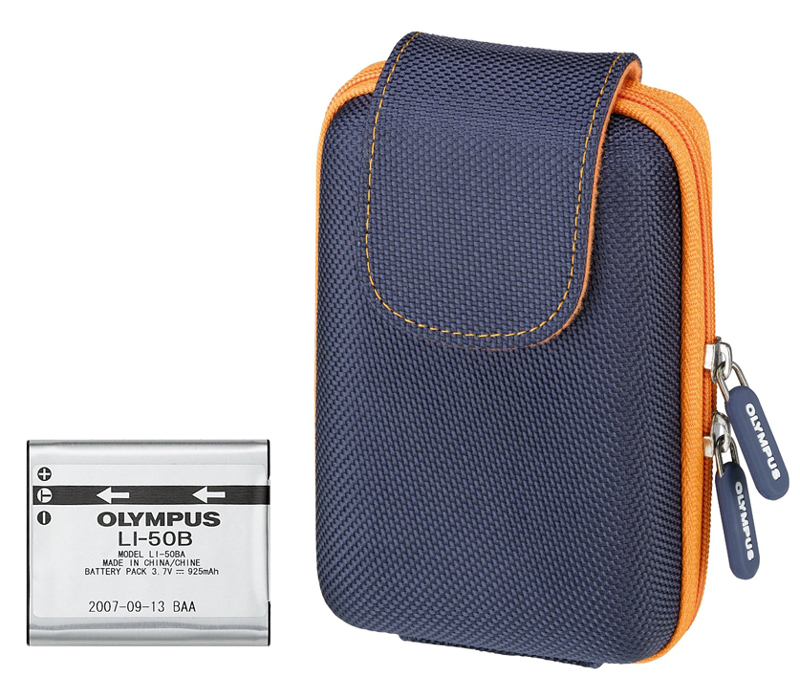 Olympus Traveller Accessory Kit 50B