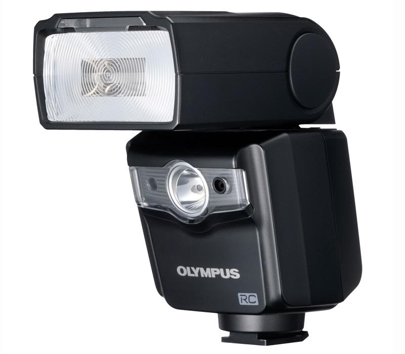 Вспышка Olympus FL-600R фото