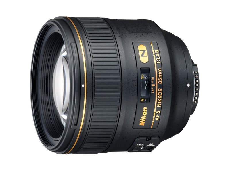 Объектив Nikon AF-S NIKKOR 85mm f/1.4G фото