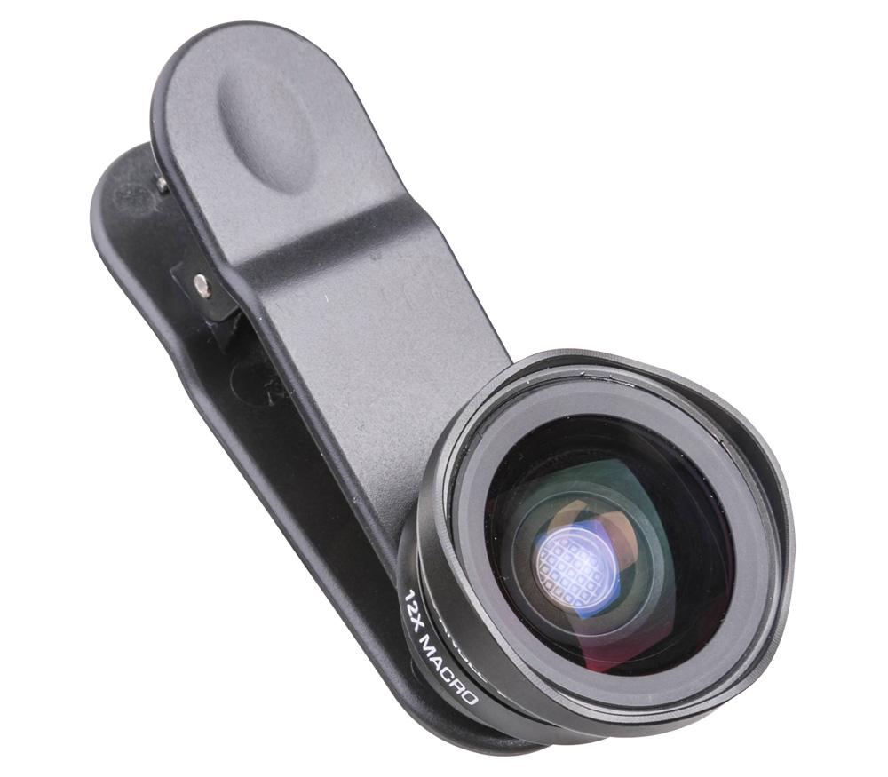 Объектив Miggo Pictar Smart Lens Wide Angle / Macro, для смартфона