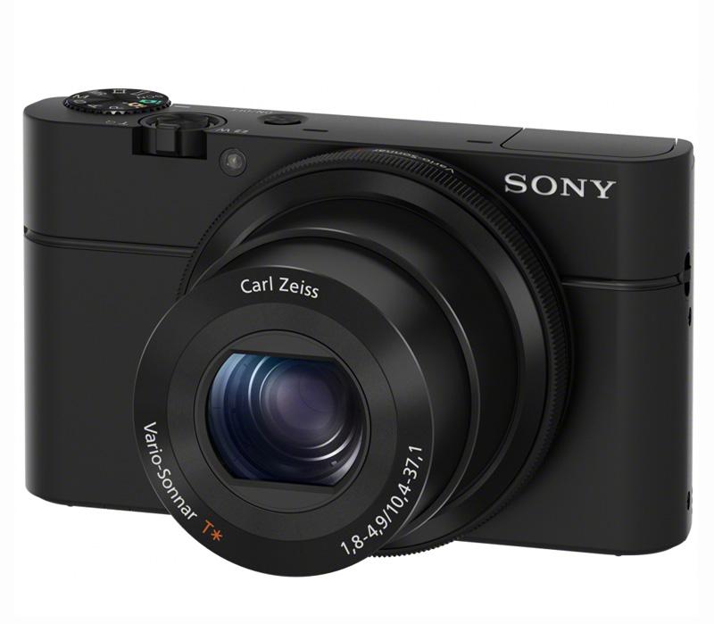 Компактный фотоаппарат SONY Cyber-shot DSC-RX100 фото