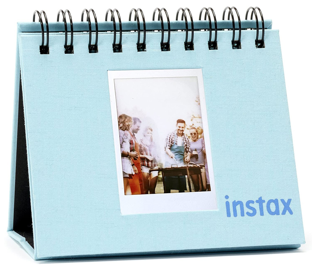 Альбом FUJIFILM Instax Mini Twin Flip Album Ice Blue