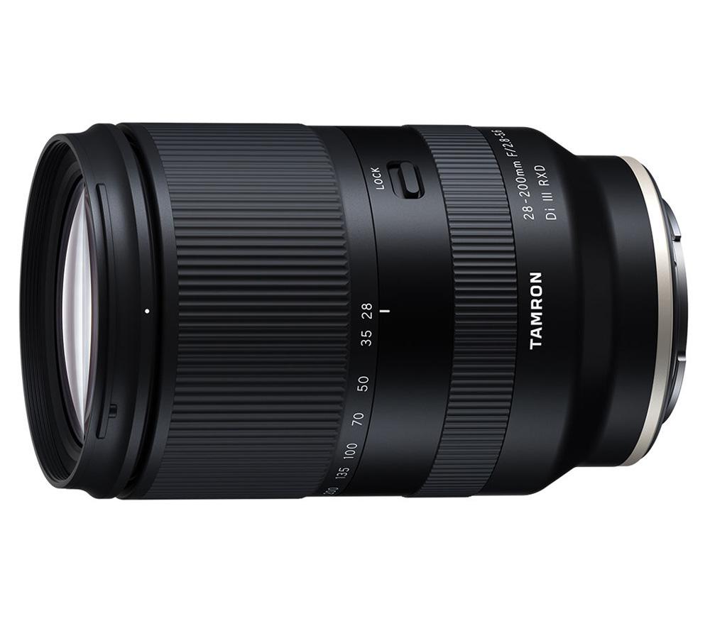 Объектив Tamron 28-200mm f/2.8-5.6 Di III RXD Sony FE (A071SF)
