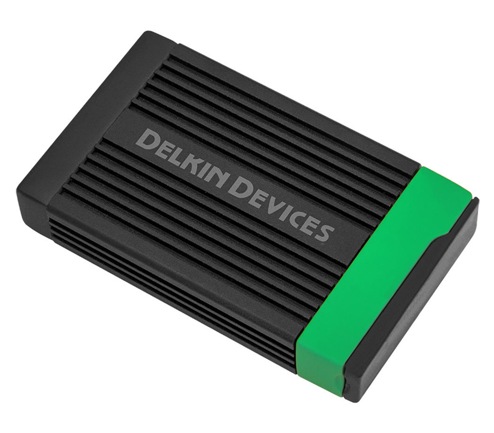 Карт-ридер Delkin Devices USB 3.2 CFexpress Type B (DDREADER-54)