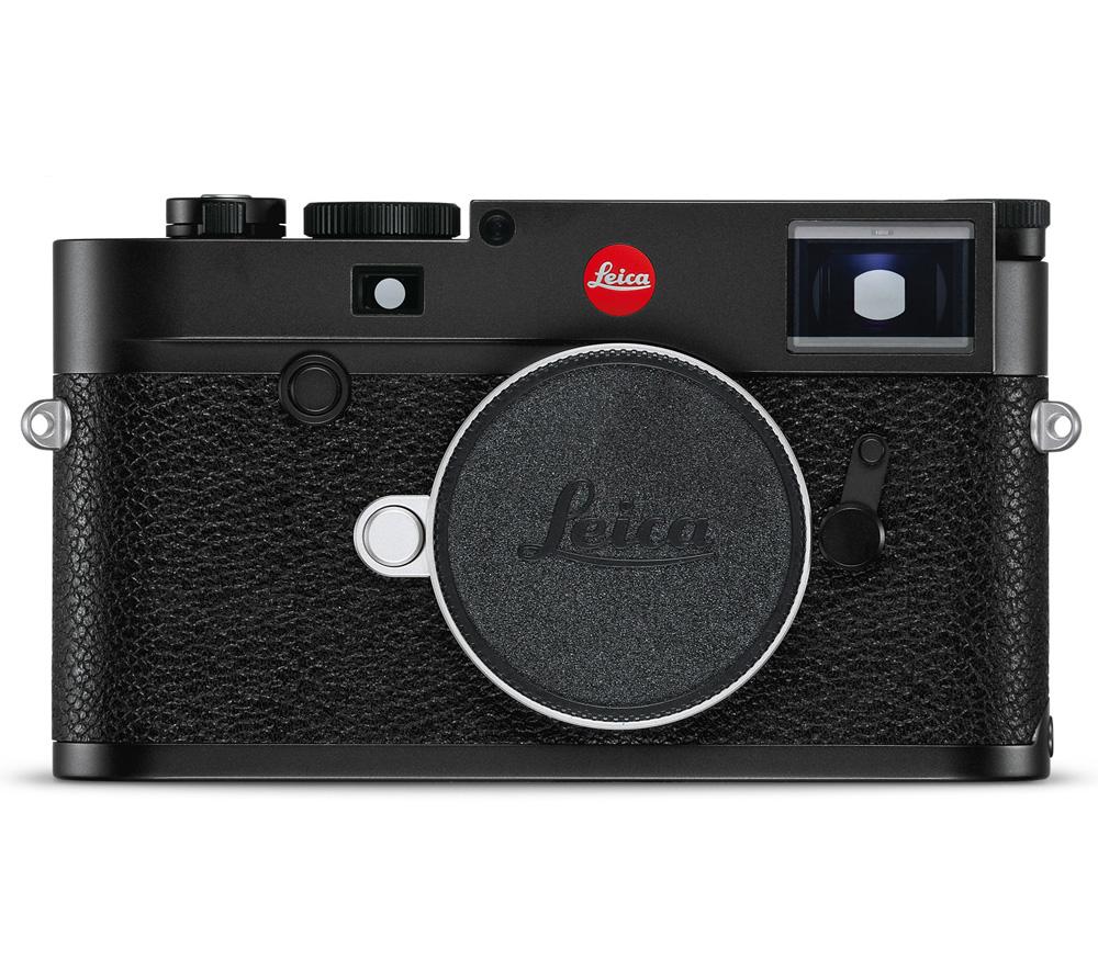 Дальномерный фотоаппарат LEICA M10-R, чёрный