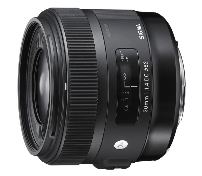 Объектив SIGMA AF 30mm f/1.4 DC HSM Art Nikon фото